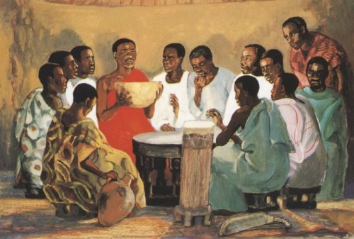 The Lord's Supper - Matthew 26:17-30